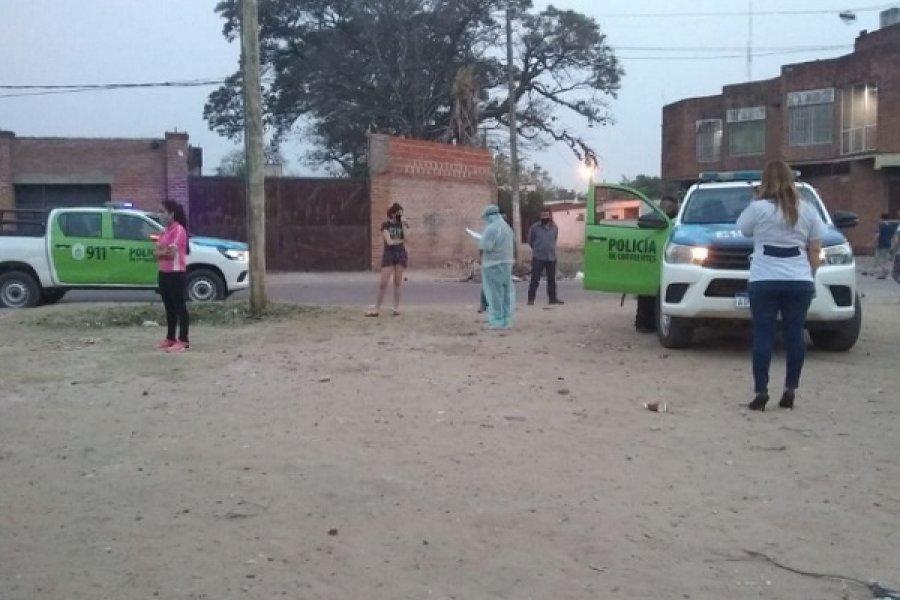 Covid: Testeos en varios barrios y en la Escuela de Policía