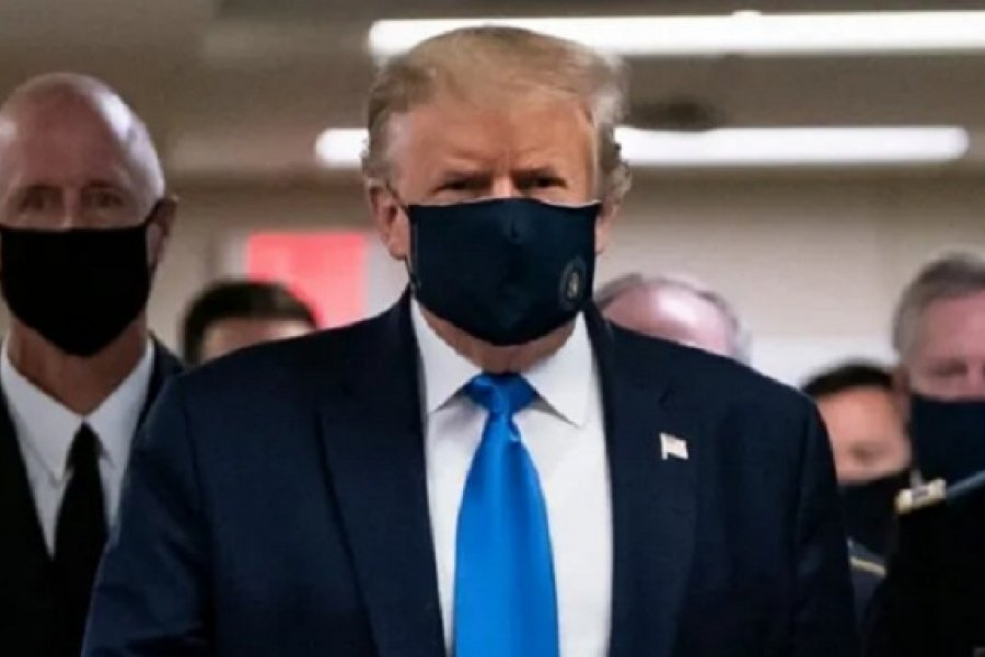Donald Trump aceptó la candidatura republicana a la presidencia de Estados Unidos