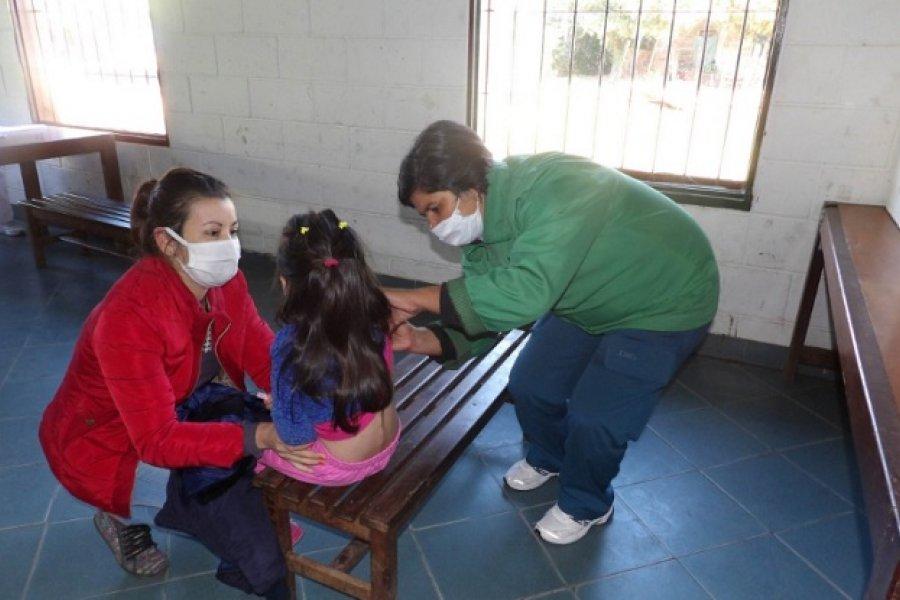 Vacunación antigripal: Colocaron 266 mil dosis en Corrientes