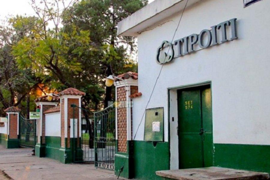 Fábrica cerrada: Hisoparon a 90 operarios de Tipoití