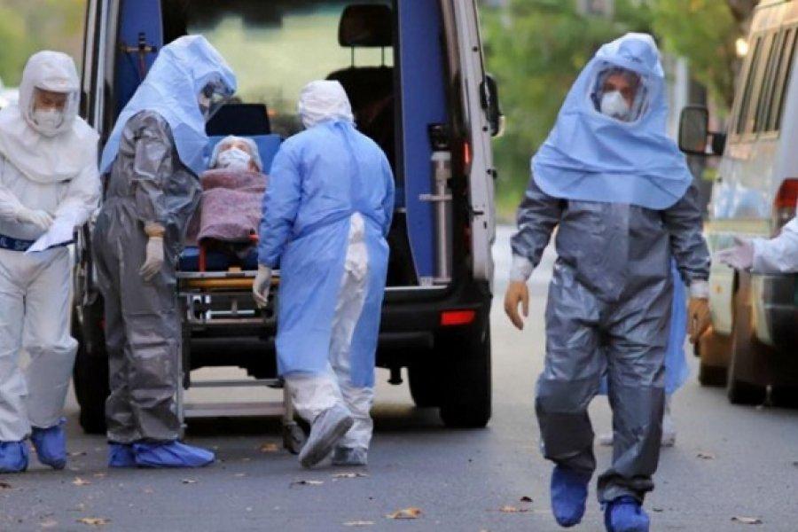 Hay 34 nuevas muertes por coronavirus en el país y el total de fallecidos asciende a 8.305