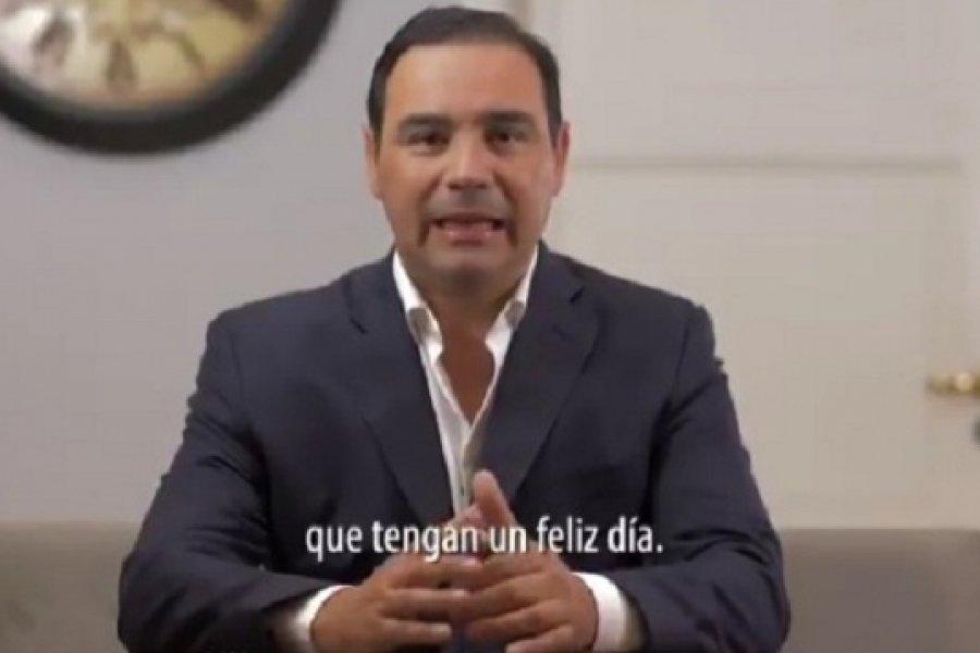 Valdés saludó a sus colegas por el Día del Abogado e instó a defender los valores republicanos