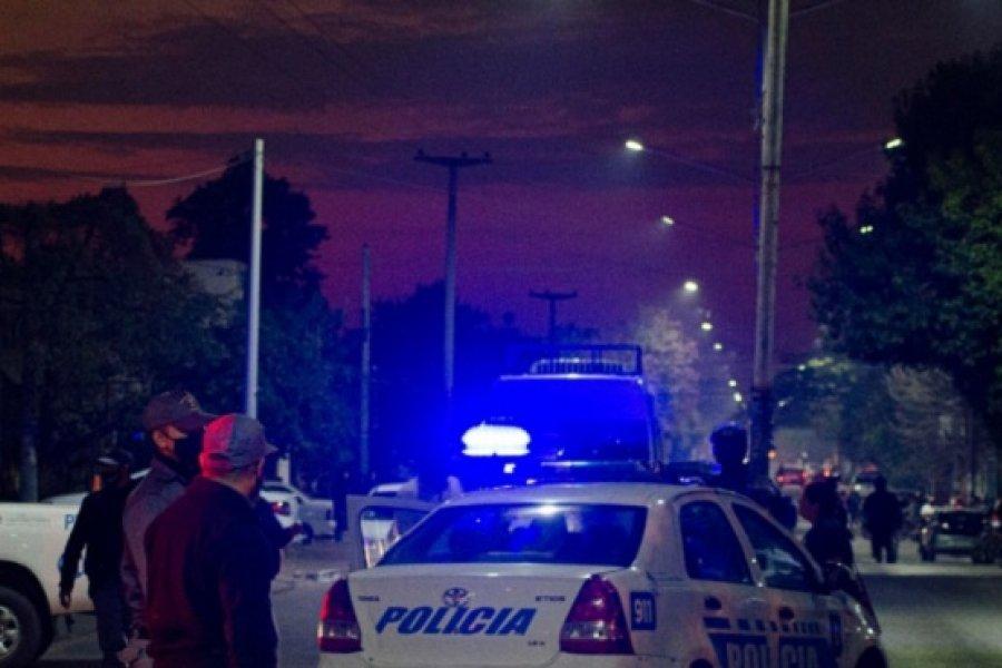Chaco: Fiesta clandestina terminó con ataques a la Policía y varios detenidos