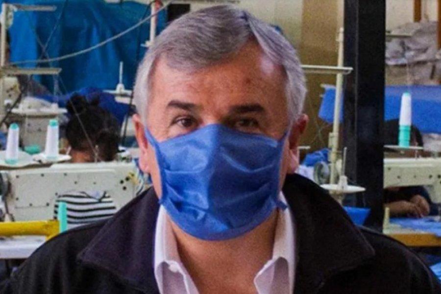 Jujuy: El gobernador Gerardo Morales anunció que se recuperó del coronavirus