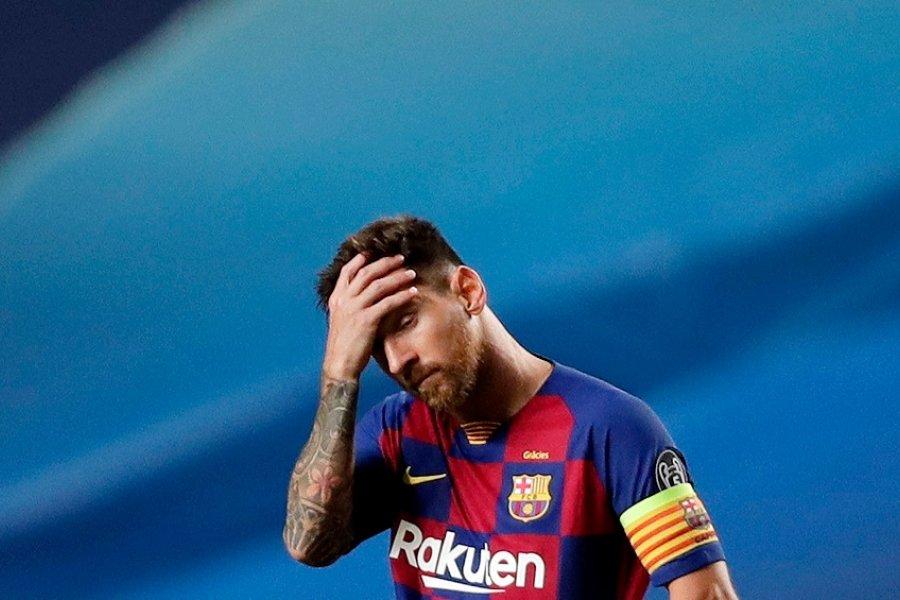 Tras su aviso, Lionel Messi no se presentó a las pruebas PCR en Barcelona