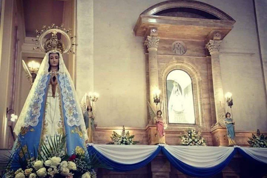 Ya sin casos de Coronavirus, Itatí reabrió la Basílica