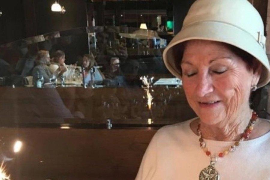 Un diputado radical rompió la cuarentena para festejar el cumpleaños de su madre