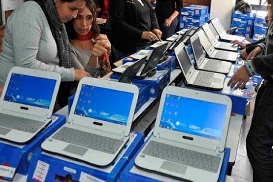 Estudiantes correntinos recibirán esta semana netbooks y tablets enviadas desde Nación