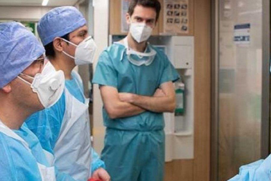Preocupación en Sanidad por avance de contagios
