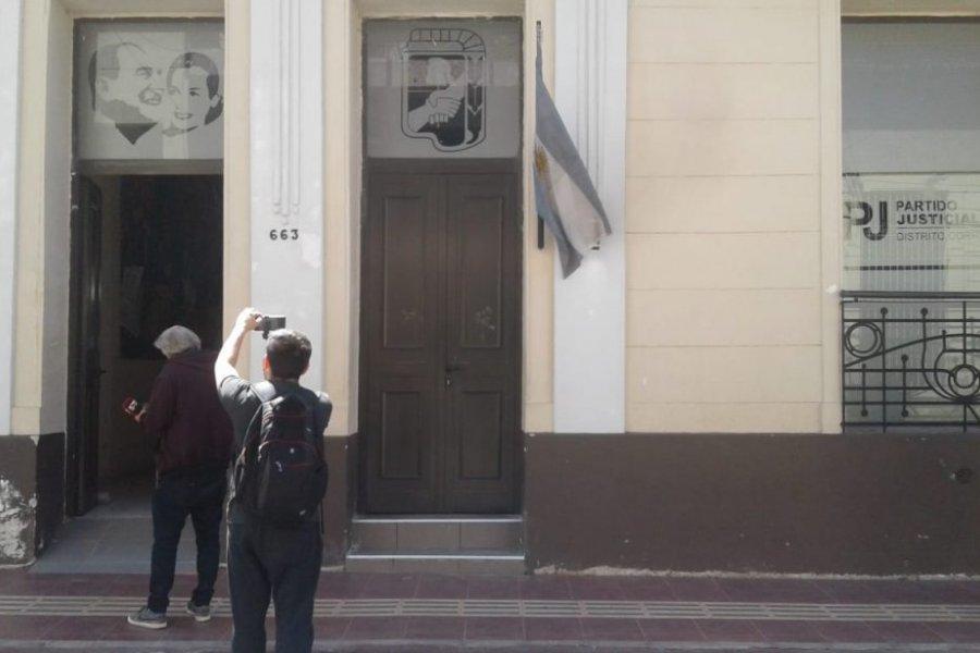 Covid-19: El PJ Corrientes suspende actividades y cierra su cede por el brote en Capital