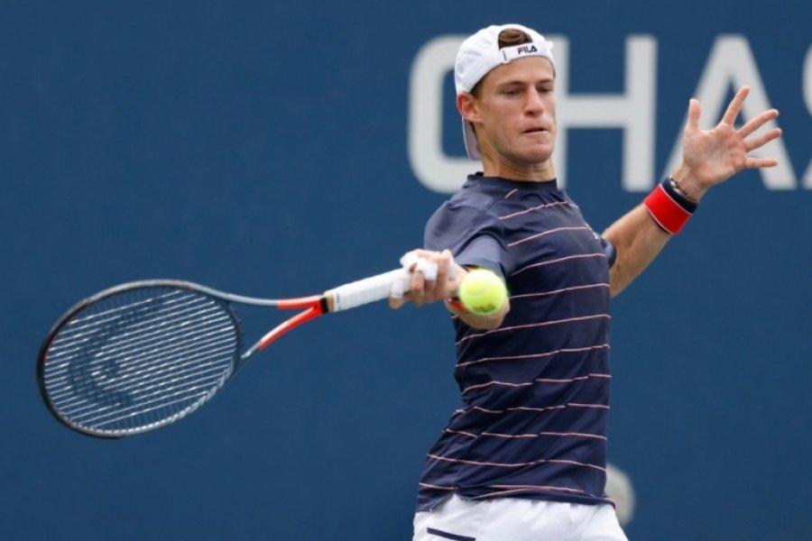 Schwartzman se despidió del US Open, donde avanzaron Londero y Coria