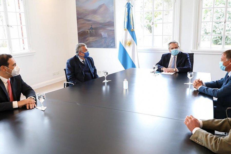 Gobernadores analizaron la situación de la Pandemia con el Presidente