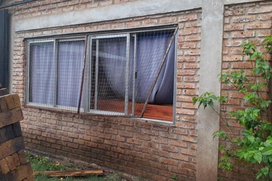 Virasoro: Robaron y provocaron destrozos en el comedor de una iglesia
