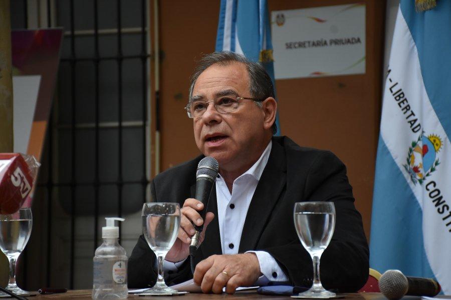 VIDEO- El intendente anunció medidas para Capital