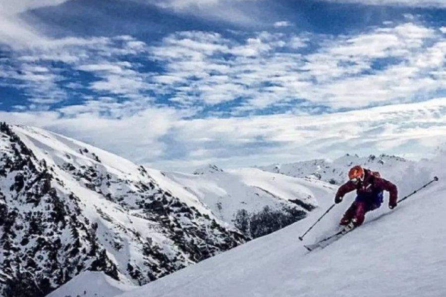 Bariloche: Un hombre murió en una avalancha en un centro de esquí