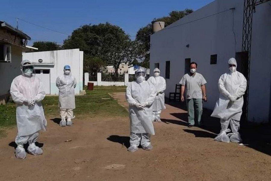 Monte Caseros y Juan Pujol ya no tienen casos activos de Coronavirus