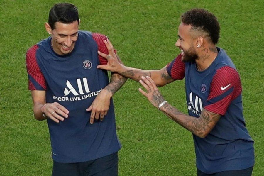 Neymar, Paredes y Di María dieron positivo de coronavirus