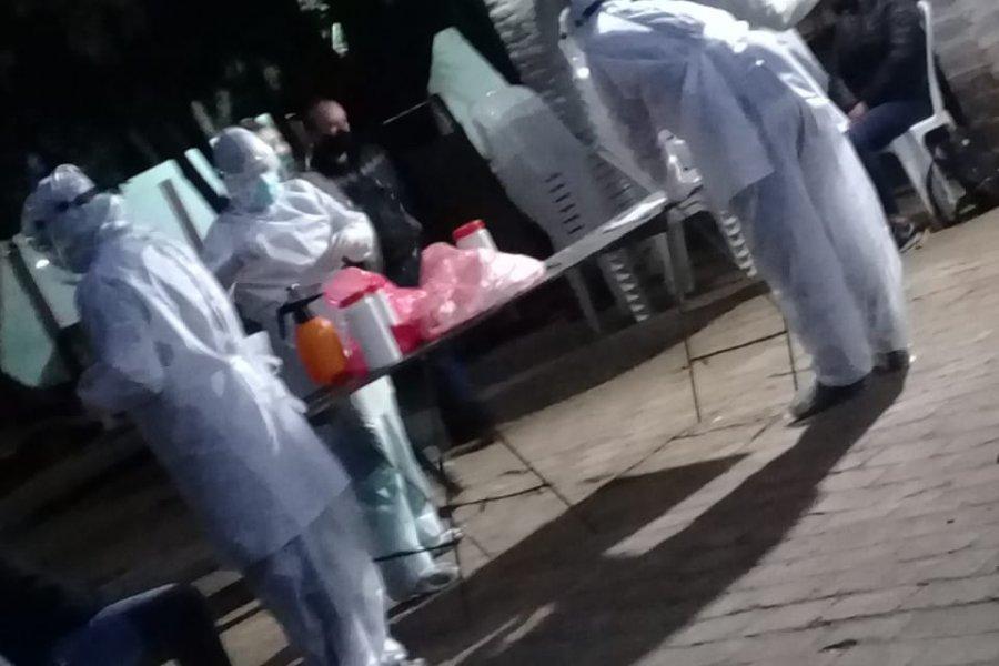 Coronavirus: Realizaron hisopados a trabajadores de INVICO tras la confirmación de un caso