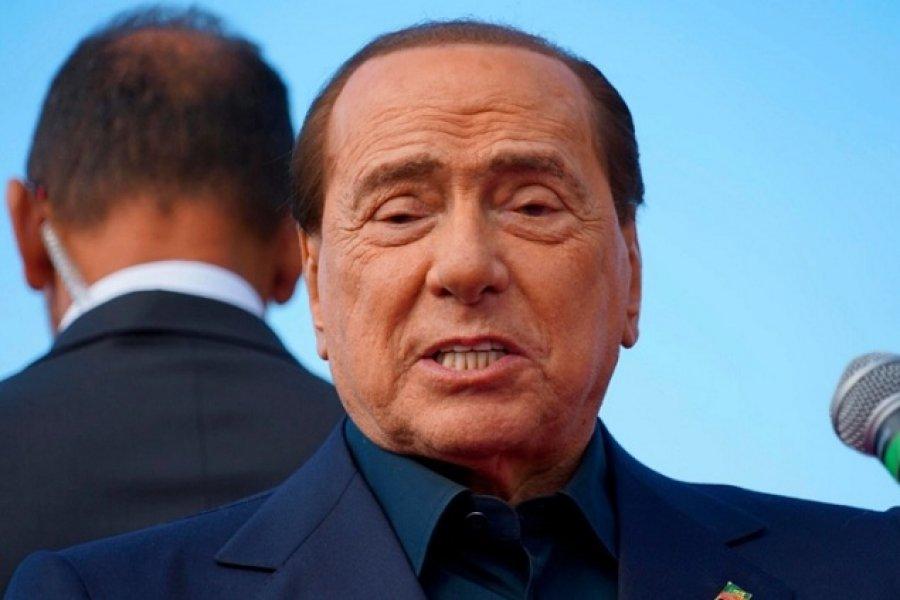 El magnate y político italiano Silvio Berlusconi contrajo el coronavirus