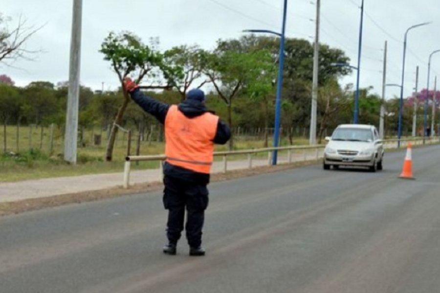 Mercedes: Continúan los operativos en toda la Ciudad