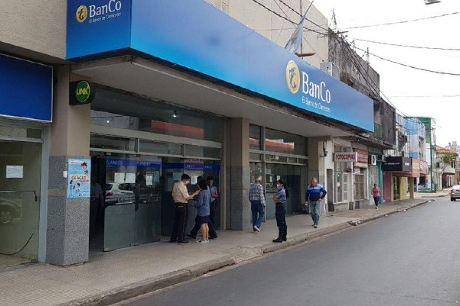 Corrientes: Tres casos de Coronavirus en el Banco de Corrientes