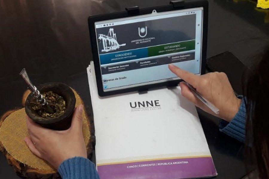 La UNNE se adapta para seguir acompañando a jóvenes y adultos en la elección vocacional y ocupacional