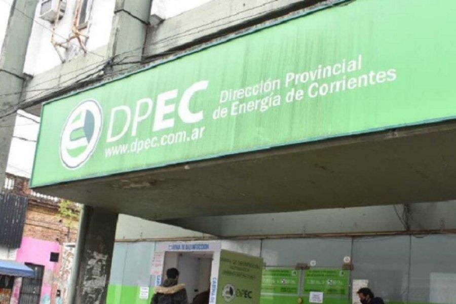 Las oficinas comerciales de la DPEC no atenderán en Capital y Mercedes