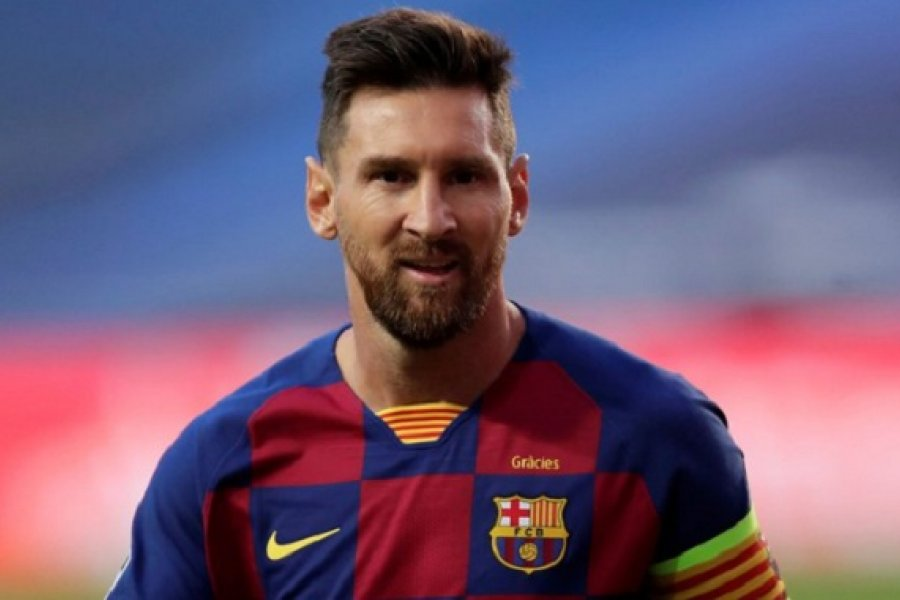 Lionel Messi sigue en el Barcelona