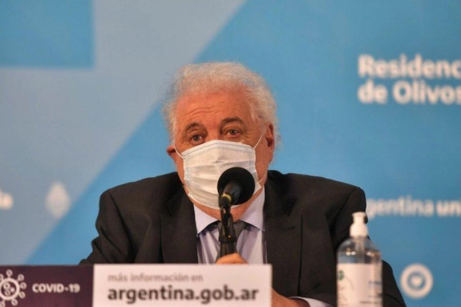 "Ginés González García: ""Si no cambiamos la conducta, nos va a ir mal"""