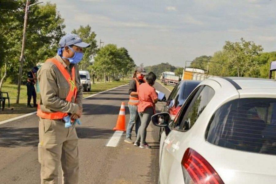 Corrientes: Varias localidades cerraron el ingreso a residentes de Capital y reforzaron los controles