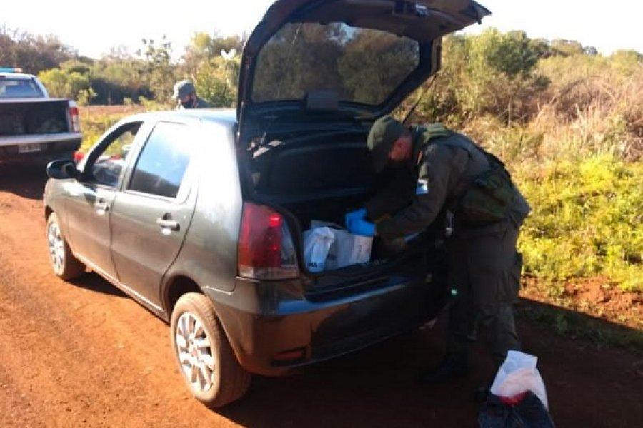 Misiones: Intentaba ingresar a la provincia ilegalmente con moneda nacional y extranjera