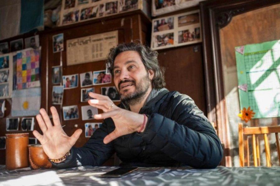 """Cafiero: """"En cuatro años Macri y Vidal no pusieron ni un ladrillo"""""""