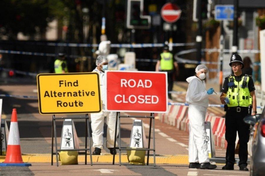 Un muerto y siete personas apuñaladas en la ciudad de Birmingham
