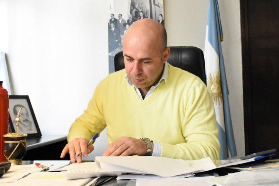 Ascúa firmó convenio con Nación para obras por $40 millones