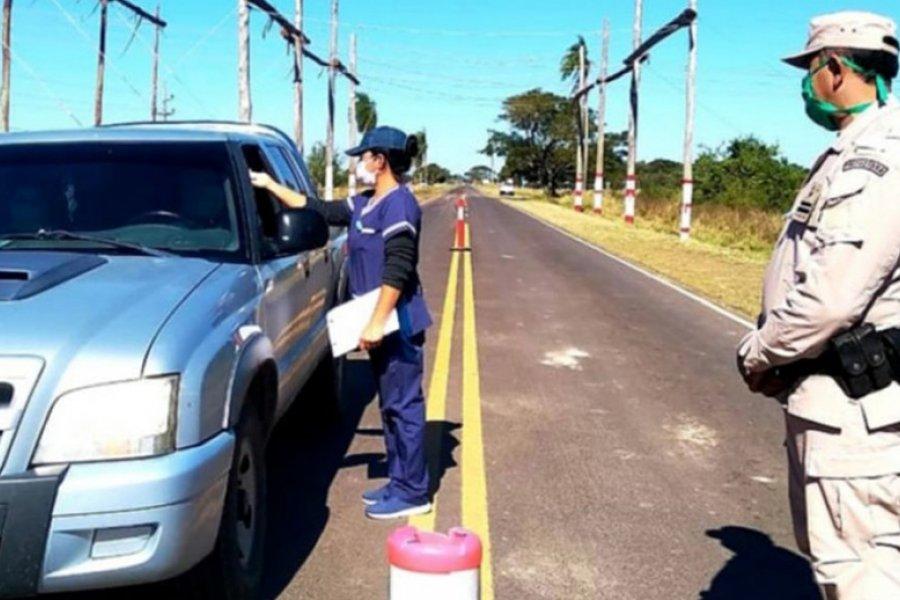 Aíslan a 30 personas y suspenden permisos de ingreso en Paso de la Patria