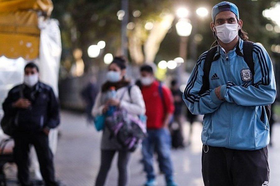 Confirmaron 53 nuevas muertes en el país: Ya son 9.912 los fallecidos por coronavirus