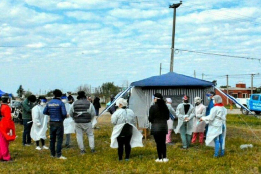 Chaco: Con un muerto más se buscará casos sospechosos de Covid en dos localidades