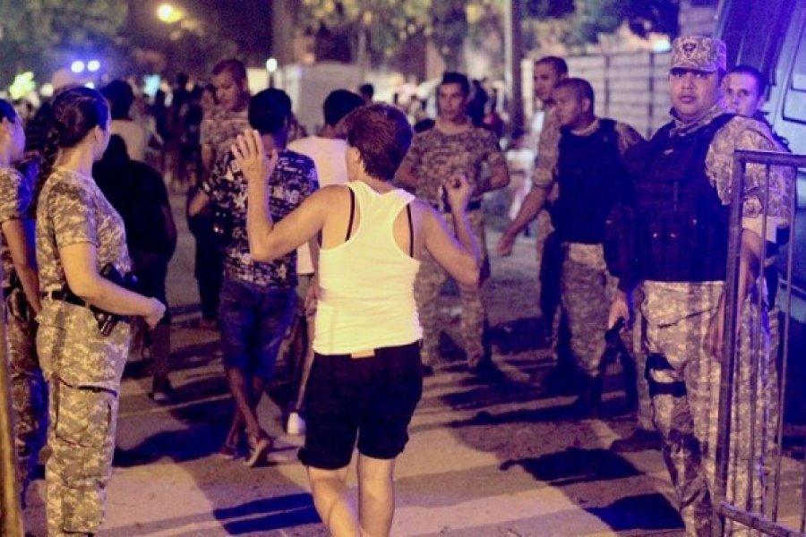 Comenzó el pago de adicionales de corsos barriales y show de comparsas a la policía