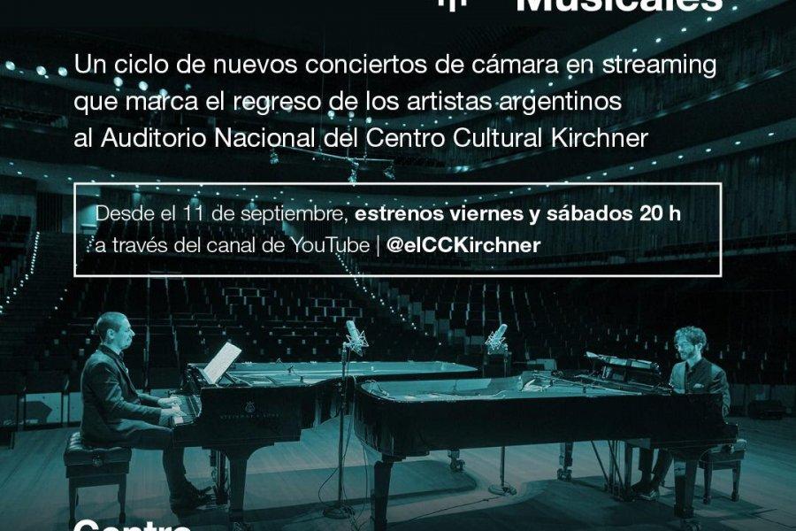 Centro Cultural Kirchner: el regreso de los artistas argentinos a los escenarios