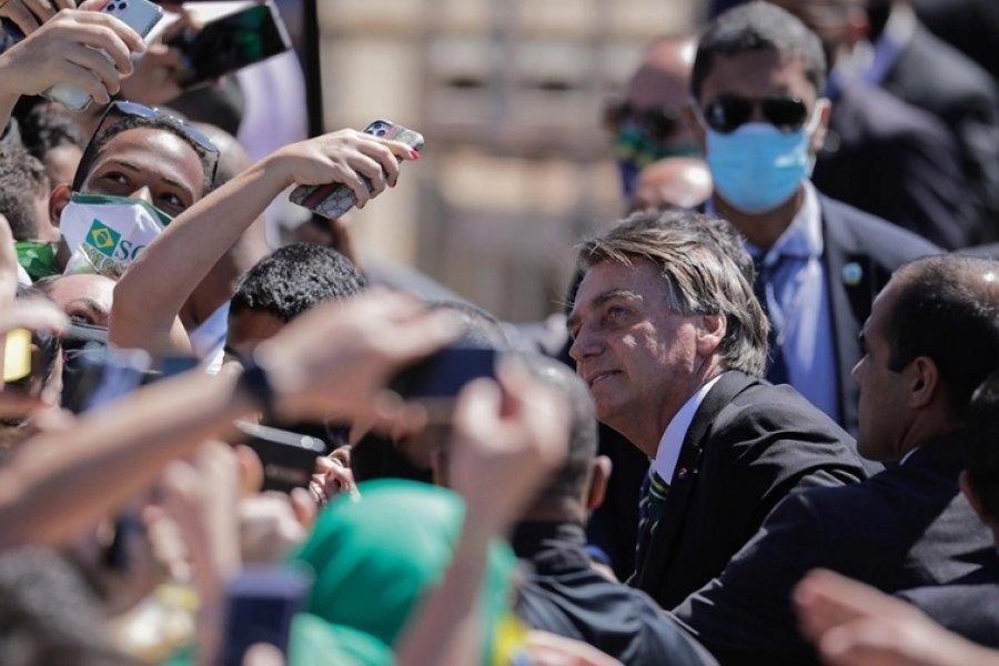 """Lula acusó a Bolsonaro de convertir al coronavirus en un """"arma de destrucción masiva"""""""