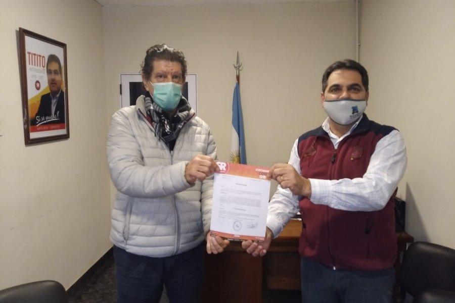 Asumió el Ingeniero Taffarel como nuevo Director Foresto Industrial