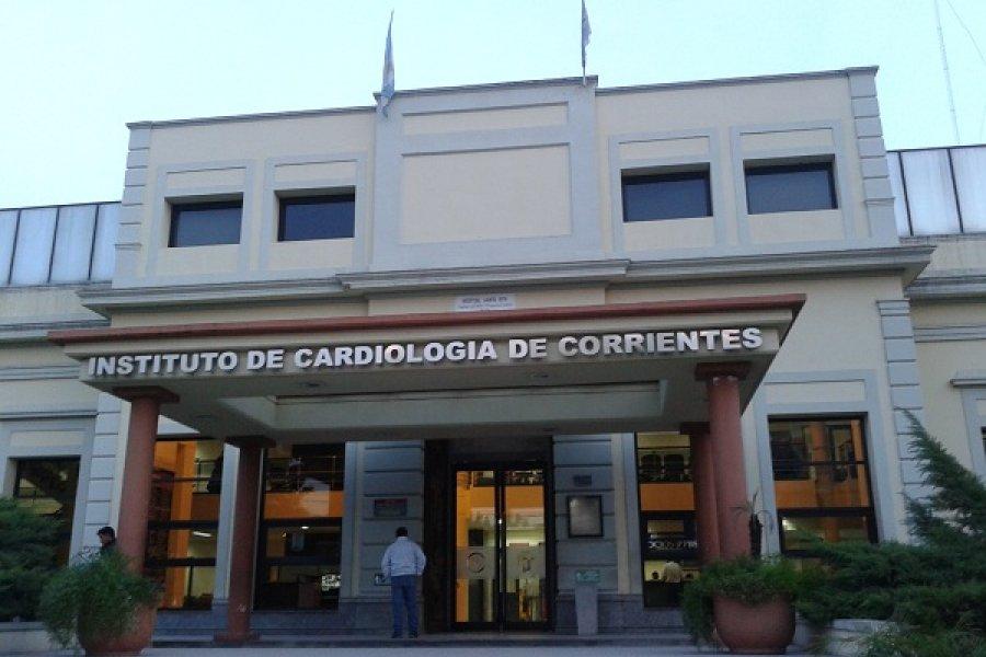 Corrientes: Se registraron casos de Covid en el Cardiológico