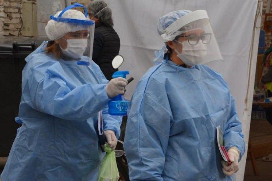 Se registraron 391 muertes y 13.467 nuevos casos de Coronavirus en Argentina