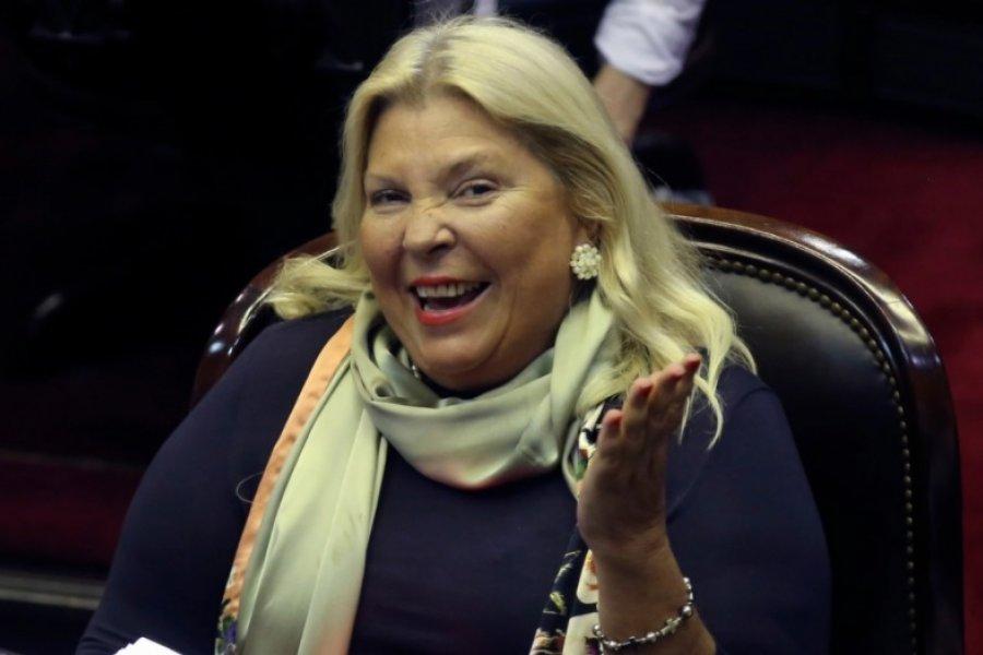 """Alberto Fernández le pidió """"cordura y sensatez"""" a Elisa Carrió"""