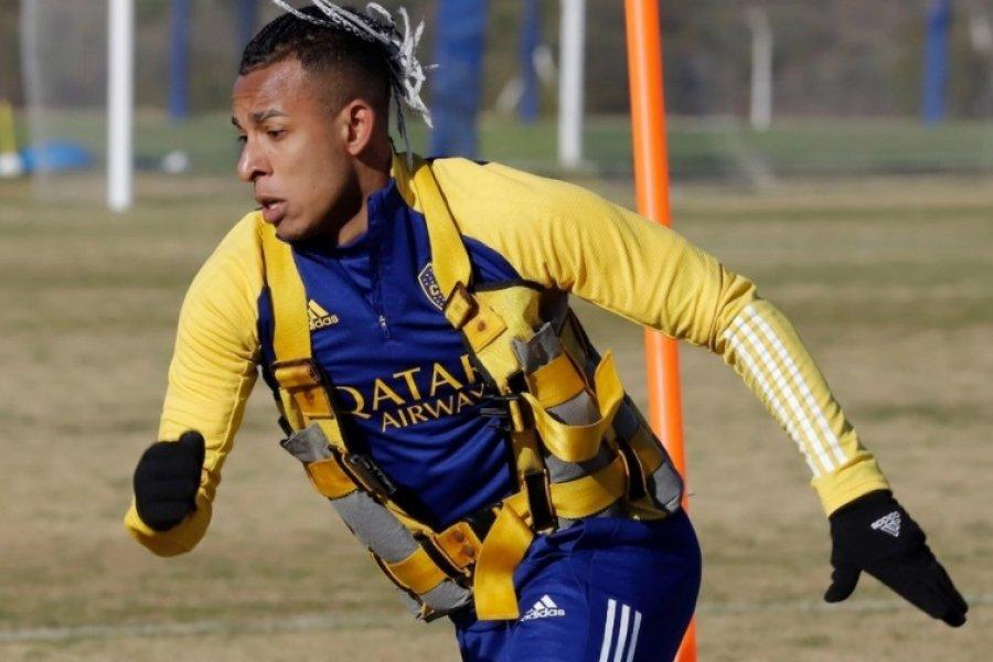 Sebastián Villa pidió irse de Boca si no va a jugar