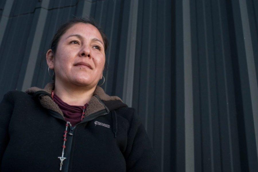 Cristina Castro declaró en la causa por la desaparición y muerte de su hijo Facundo