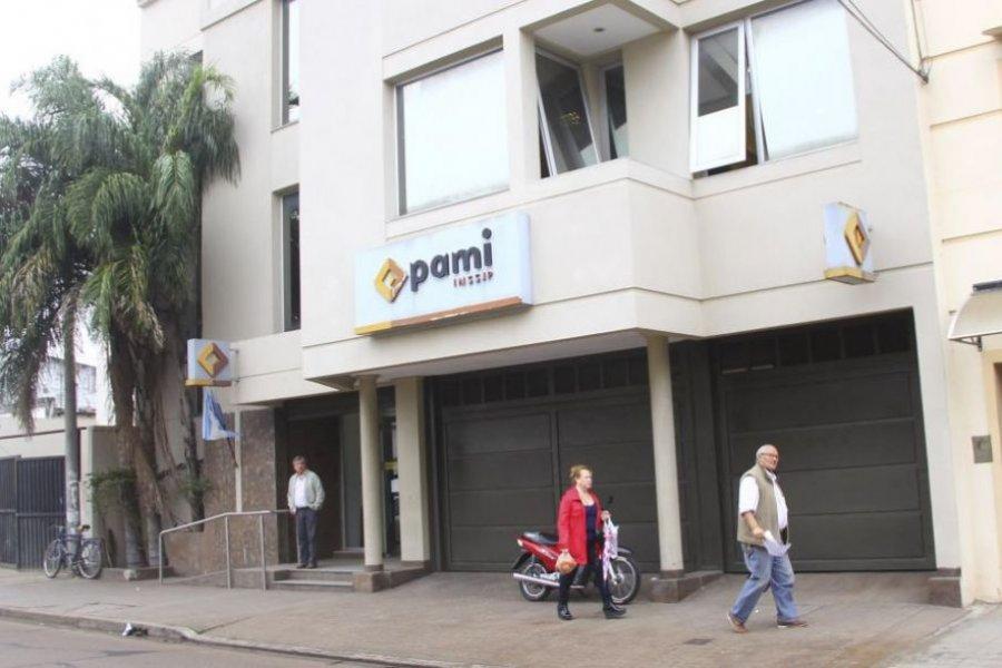 PAMI Corrientes atenderá de 8 a 12 con turnos previos