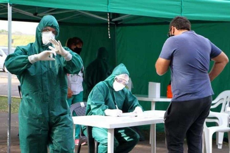 Corrientes registró 27 nuevos contagios de Coronavirus