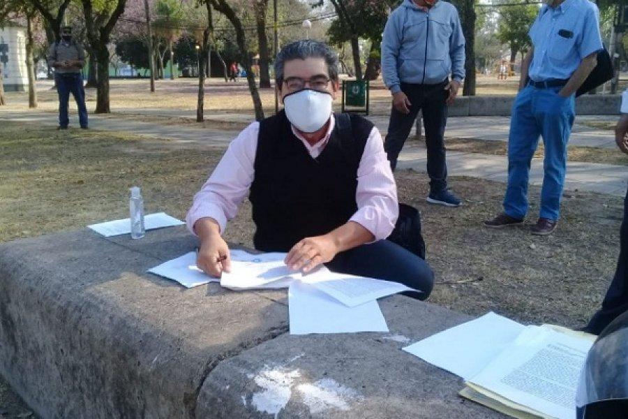 Corrientes: Policías retirados reclaman reparación histórica salarial