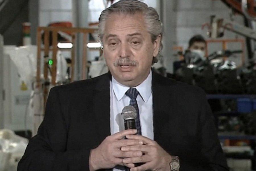 Fernández: Los reclamos se resuelven frontalmente y no tocando sirenas